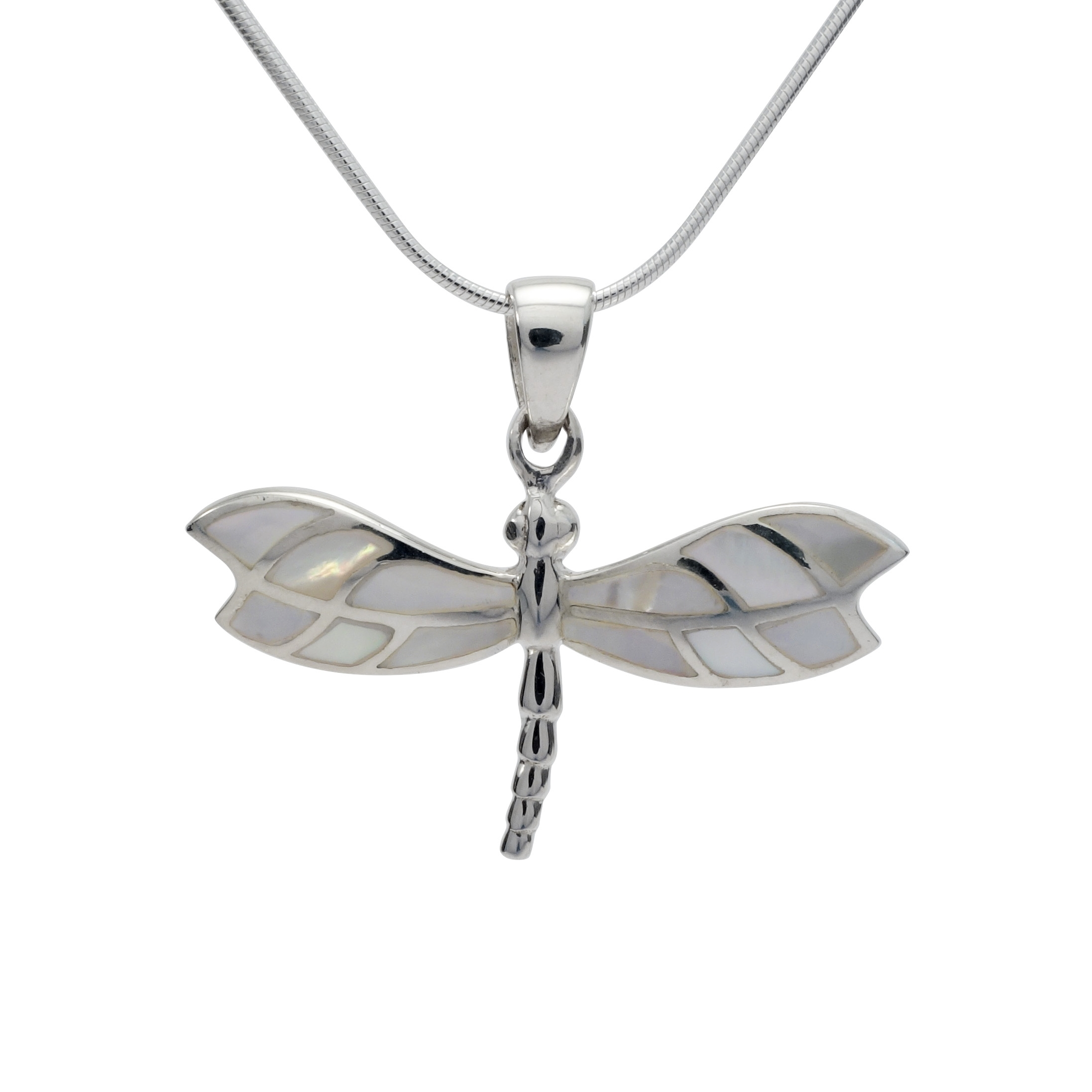 pendant dragonfly com silver fiorelli watchshop jewellery sterling ladies